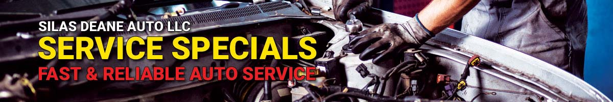 Repair & garage facilities in Rocky Hill , CT